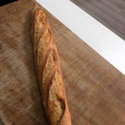 Barra con harina de trigo...